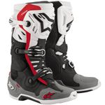 TECH 10 - SUPERVENTED - BLACK WHITE MID GRAY RED 2022