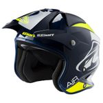 TRIAL AIR NAVY NEON YELLOW 2021