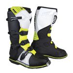 X10 2.0 - BLACK WHITE NEON YELLOW 2021