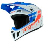 PERFORMANCE PRF - GRAPHIC - BLUE WHITE RED 2021