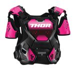 WOMENS GUARDIAN - ROOST DEFLECTOR - BLACK PINK 2022