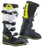 X-BLAST - WHITE BLACK YELLOW FLUO 2020