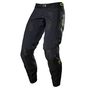 Pantalon cross Fox 360 - MONSTER - BLACK 2021