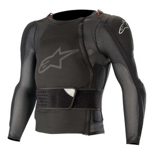 Gilet de protection Alpinestars SEQUENCE PROTECTION JACKET LONG SLEEVE 2022