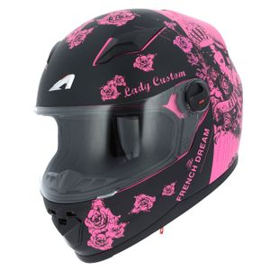 Casque Astone GT2 GRAPHIC LADY CUSTOM KIDS RECONDITIONNÉ