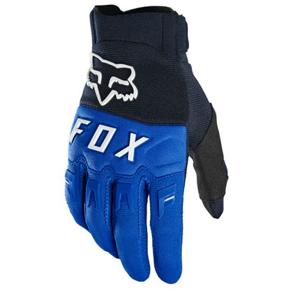 Gants cross Fox DIRTPAW - BLUE 2021