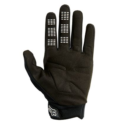 Gants cross Fox DIRTPAW - BLACK WHITE 2021