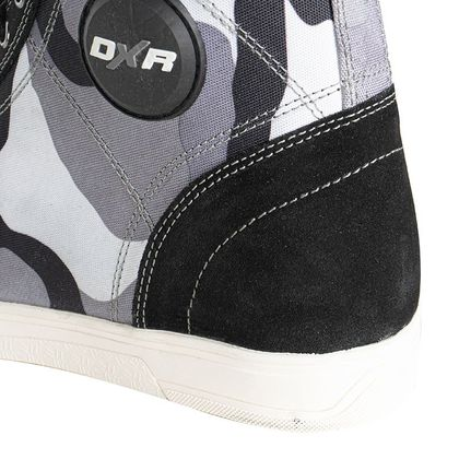 Baskets DXR SANTA CRUZ CAMO WATERPROOF CE