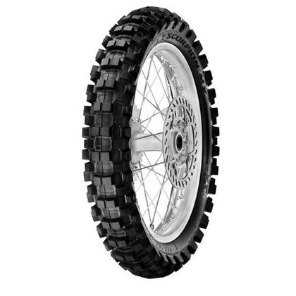 Pneumatique Pirelli SCORPION MX EXTRA X 110/90-19 NHS 62M