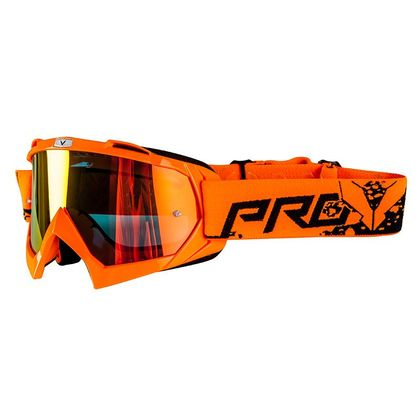 Masque cross Prov VISION ORANGE IRIDIUM 2018