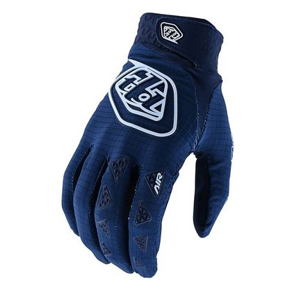 Gants cross TroyLee design AIR - SOLID - NAVY 2022
