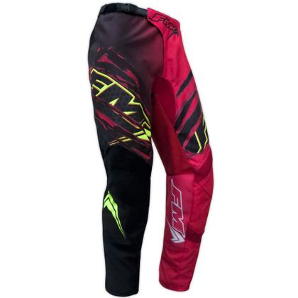 Pantalon cross FM Racing CORE X25 RED / BLACK 2018