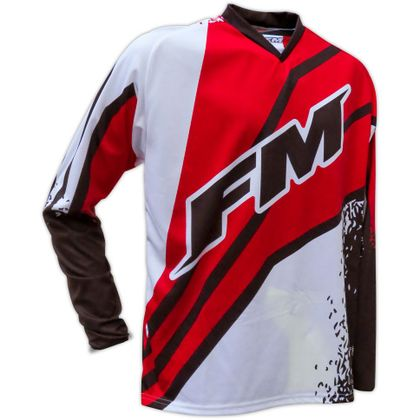 Maillot cross FM Racing FORCE X25 RED 2018